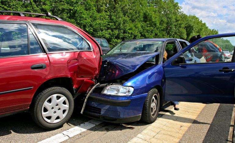 Immediate Actions are Required in Motor Vehicle Accident NC